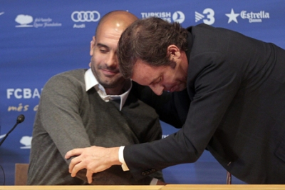 Официално: Гуардиола напуска Барселона