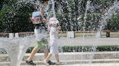В пет града са измерени температурни рекорди