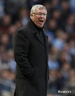 Мениджърът на Манчестър Юнайтед сър Алекс Фъргюсън не спира да се надява до последно Манчестър Сити да сгреши и по този начин неговият отбор да завоюва титлата