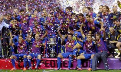Барселона спечели купата на Испания, след победа с 3:0 над Атлетик Билбао на финала