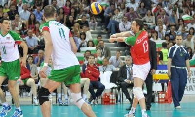 България записа първа победа в Световната лига по волейбол.