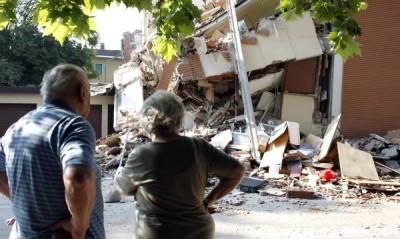 17 са вече жертвите на труса в Италия