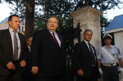 Сформирано е служебното правителство на Гърция на премиера Панайотис Пикраменос
