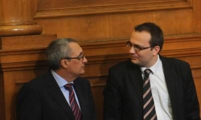 Ръководството на ДСБ е одобрило по принцип проекта за споразумение със СДС за общо явяване на следващите парламентарни и евроизбори като Синя коалиция.