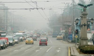 Софиянци дишат най-мръсния столичен въздух в цяла Европа