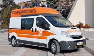 53-годишен мъж е постъпил в благоевградската болница след лечение в Гърция.