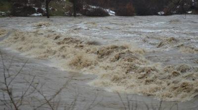 Нивата на реките Осъм и Вит значително са се повишили