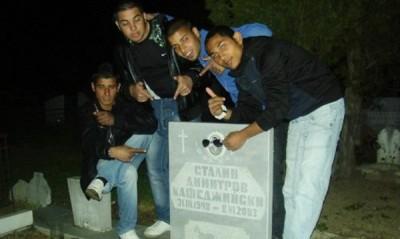 Полицията в Пазарджик арестува четиримата младежи от ромски произход