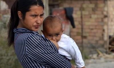 Маргинализацията на ромското малцинство остава най-належащият проблем при спазването на човешките права в България.