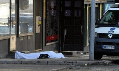 18-годишен младеж откри безразборна стрелба от сграда във финландския град Хивинкаа
