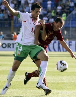 България загуби с 0:2 от Турция в контролна среща