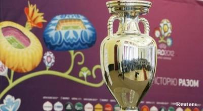 """От днес до 1 юли Европа ще е """"Евро 2012"""""""