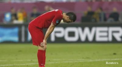Кристиано Роналдо: Несправедлива загуба