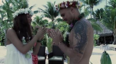 Звездното семейство Николета и Валери изненадаха фенове и приятели с новината, че по време на романтичното си пътешествие до Бора Бора са се оженили отново