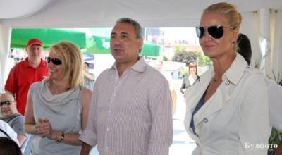 Камата, Стефка Костадинова и Таня Богомилова надъхват олимпийците ни