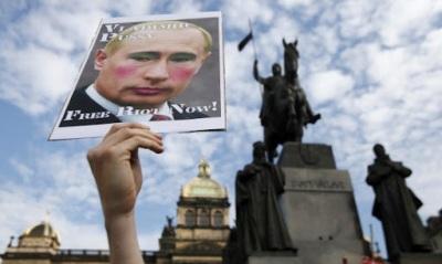 Едва ли някой извън Русия е предполагал за съществуването на групата Pussy Riot