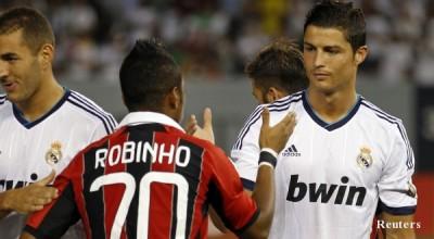 Испанският шампион Реал Мадрид постигна разгромна победа от 5:1 над италианския Милан