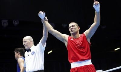 Българският боксьор Тервел Пулев спечели своя 1/4-финален мач срещу аржентинеца Ямил Пералта Хара в категория до 91 килограма на боксовия олимпийски турнир