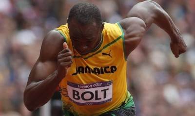 Юсеин Болт за пореден път доказа, че е недостижим в спринтовите дисциплини.
