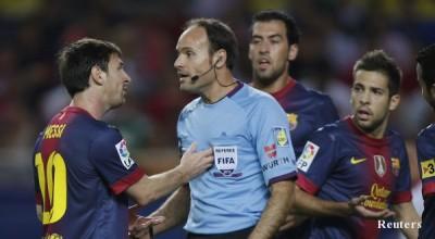 С два късни гола Барселона обърна резултата и победи Севиля като гост с 3:2