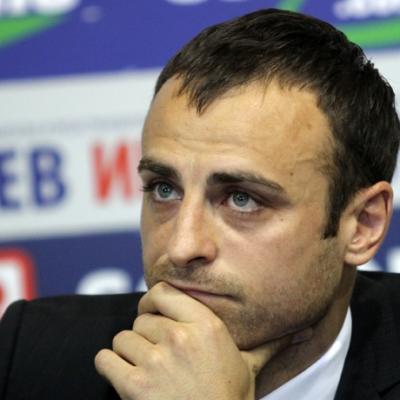 Нападателят Димитър Бербатов попадна в неприятна класация. Българинът се нареди сред най-неудачните трансфери в историята на футбола.