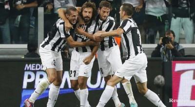 Ювентус буквално разнебити Рома, но победи само с 4:1 в дербито на шестия кръг от Серия А