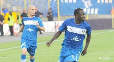 Левски обърна с 2:1 Берое в Стара Загора и записа пета поредна победа в първенството