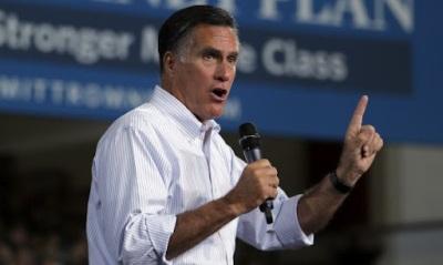 Кандидатът на Републиканската партия за президентските избори в САЩ Мит Ромни бе принуден да направи публично достояние приходите си и платените данъци през миналата година