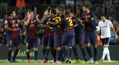 Хетафе - Барселона, мач от 4-я кръг на испанската Примера Дивисион