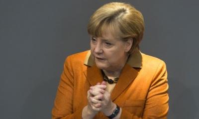 Съдбата на Европа е в ръцете на Меркел