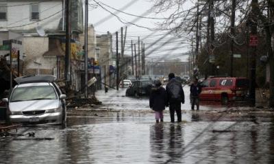 Ураганът Санди в топ 10 по разрушения, 34 жертви