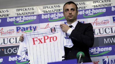 Мартин Йол: Димитър Бербатов е пълноценен футболист