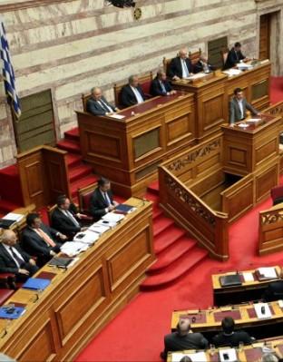 Малко след полунощ гръцкият парламент прие новите строги мерки за икономии, съобщи БНТ.