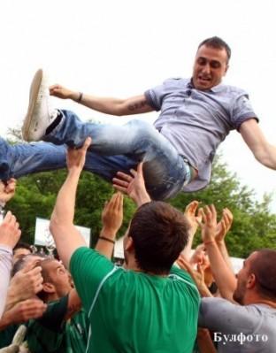 Ивайло Петев: Лудогорец е фаворит за титлата