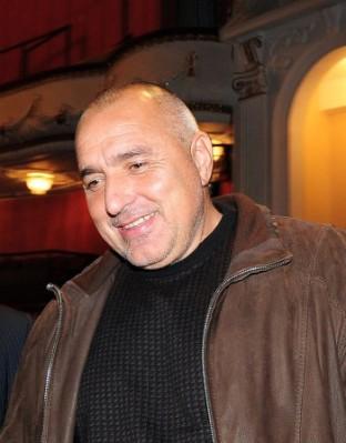 българския премиер Бойко Борисов