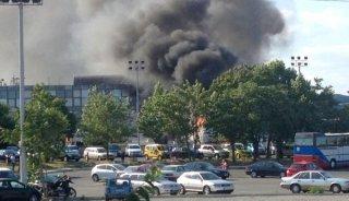 Атентатът на летище Сарафово