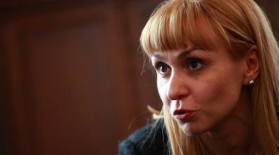 министърът на правосъдието Диана Ковачева