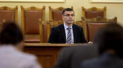 министърът на финансите Симеон Дянков
