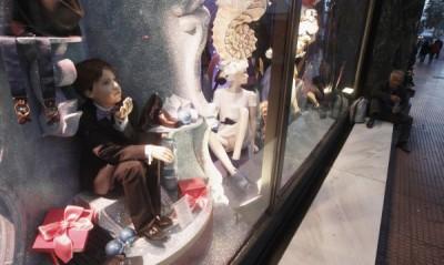 Гърците ще изкарат бедна Коледа – със 150 евро за трапезата