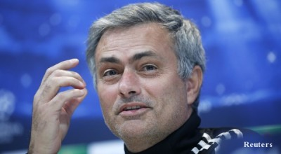 Треньорът на Реал Мадрид Жозе Моуриньо