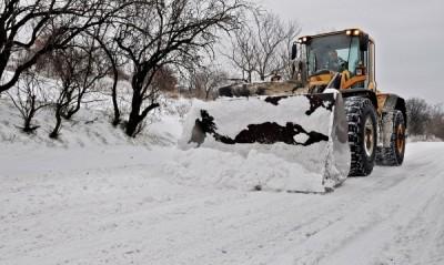 Основните пътища са проходими при зимни условия