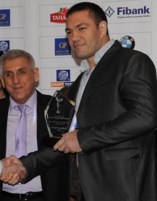 Кубрат Пулев бе избран за Спортист на България за 2012 година