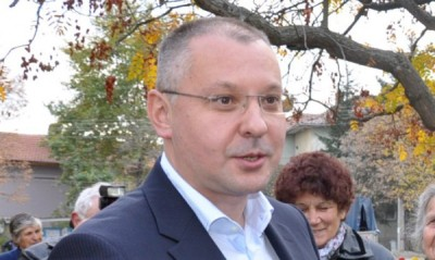 председателят на БСП Сергей Станишев