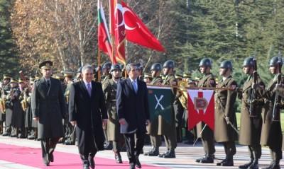 """Росен Плевнелиев: """"Турция е страна с визия"""""""
