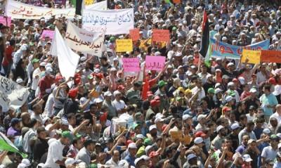 Арабската пролет