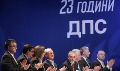 Националната конференция на ДПС избра Лютви Местан за председател на партията.