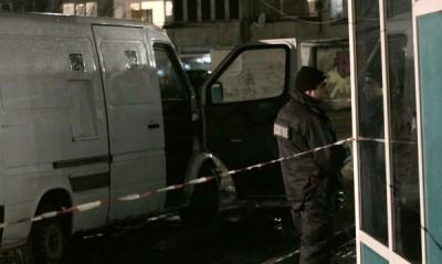 Дързък обир беше извършен снощи в София