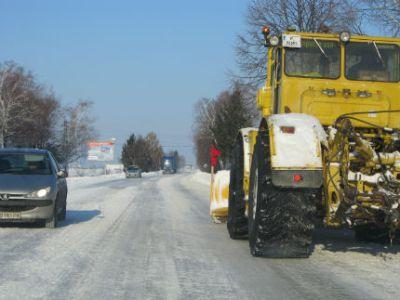 Пътищата - проходими при зимни условия