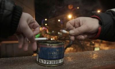 законопроект, забраняващ тютюнопушенето в баровете, кафенетата и на други обществени места