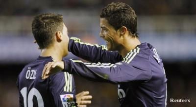 """Реал Мадрид - Хетафе, мач от 21-я кръг на испанската Примера Дивисион. Стадион """"Сантяго Бернабеу"""", начало 13.00 часа."""